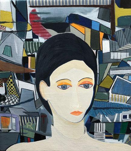 Portrait of an Abstract Artist